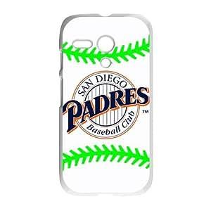 iFanatic MLB San Diego Padres Cashmere Custom Case for Motorola G