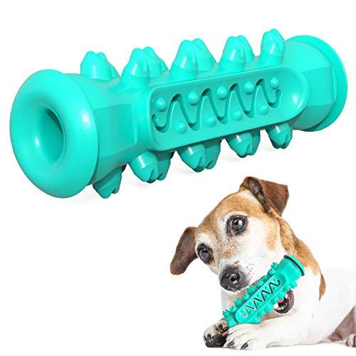 Juguete para Perros Molar, Juguete Molar Multifuncional para Mascotas,Resistentes a la Mordedura Juguetes para Masticar Perros de Goma Natural Juguete para Limpieza Juguete Interactivo Perro