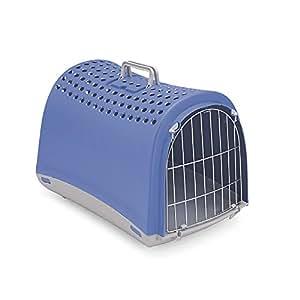 Transportín para perros y gatos para Linus 50x 32x 34,5