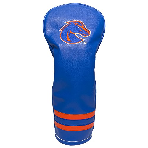 (Team Golf NCAA Boise State Broncos Vintage Fairway Golf Club Headcover, Form Fitting Design, Retro Design & Superb Embroidery)