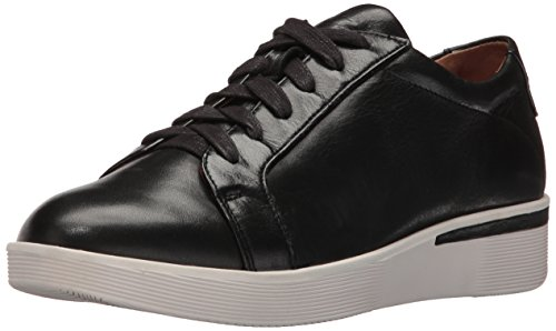 Gentle Anime Womens Haddie Fashion Sneaker Nero