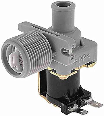 Move & Moving (TM) AC 220 V Agua válvula solenoide para Panasonic ...