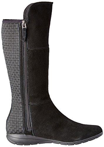Suede Sudini Georgia Women's M 9 Boot Us Black 5 fqTSgAqwn