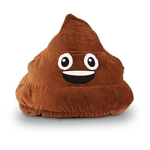 Gomoji 9631101 Emoji Simply Relax Bean Bag Chair