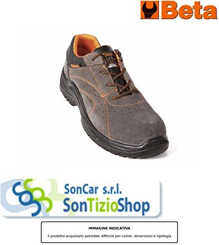 Beta Tools 7210Bkk 42-Sapato Perfurado