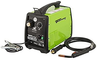 Forney 309 140-Amp MIG Welder, 120-Volt
