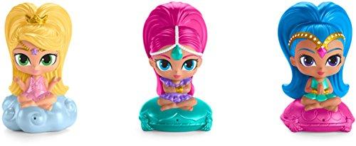 Fisher-Price Nickelodeon Shimmer & Shine, Bath Squirters (3-Pack)