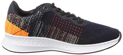 Damen Sneaker Mehrfarbig multi Pazifik Rieker N5606 Nautic q8dwEf