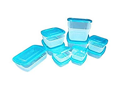 Amazoncom Mr Lid Premium Food Storage Container 11 Pack Amazon
