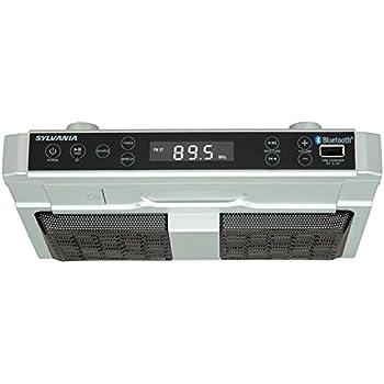 Amazon Com Sony Icf Cd543rm Kitchen Cd Clock Radio