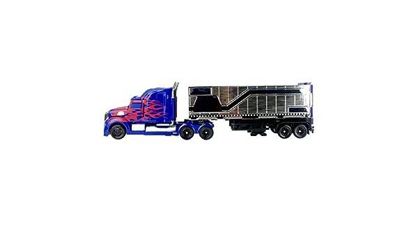 Siyushop Juguetes para Camiones, Heroes Rescue Bots, Camión de acción robótica, Camión contenedor Modelo (con Mini Robot): Amazon.es: Hogar