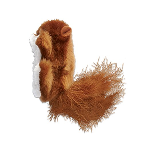 KONG Squirrel Catnip Toy (Catnip Pouch)
