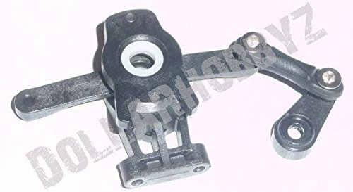 Servo Saver Linkage (Traxxas 1/16 E-Revo * SERVO SAVER, BELLCRANK, STEERING LINKAGE, HORN, BUSHINGS)