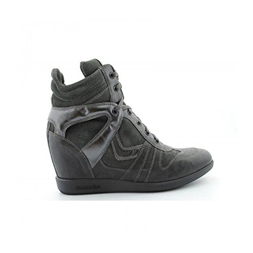 Alta Grigia Donna Nero Giardini Sneaker qq74wHPvnx