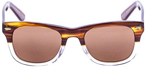 Lenoir Eyewear LE59000.6 Lunette de Soleil Mixte Adulte, Marron