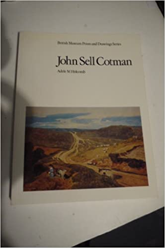 Book John Sell Cotman
