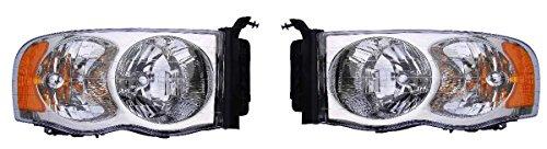 Prime Choice Auto Parts KAPDG10085A1PR Headlight Pair