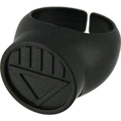 Blackest Night Black Lantern Promo Ring (Black) ()