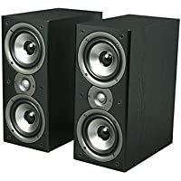 Deals on Polk Audio Monitor40 Series II Two-Way Bookshelf Loudspeaker Pair