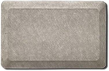 Emeril Lagasse Cook-N-Comfort Air Kitchen Mat Comfortable Polyvinyl Foam  Anti-fatigue Kitchen Mat (Beige)