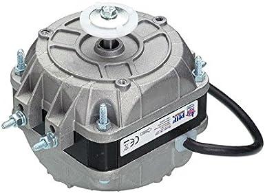 Universal FM-10W Condensador de refrigeración evaporador motor ...