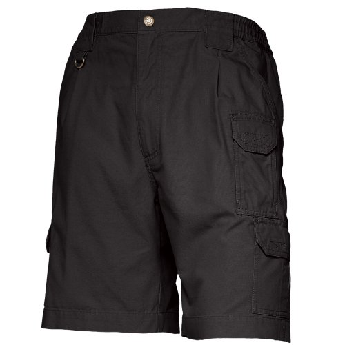 5.11 Tactical #73285 Men's Cotton Shorts (Black, 38) 5.11 Tactical Nylon Shorts
