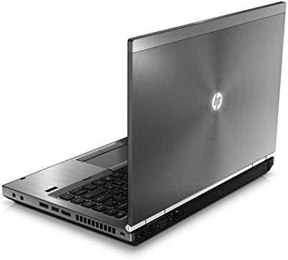 HP EliteBook 8460P 14-inch Notebook PC – Intel Core i5-2520M 2.5GHz 8GB 250GB Windows 10 Professional (Renewed)
