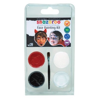 Snazaroo Face Paint Devil Mini Kit ()