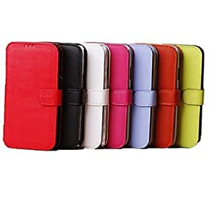 YULIN Multifunction Wallet Style PU Leather Durable Case for Samsung Galaxy S4 I9500 (Assorted Colors) , Green