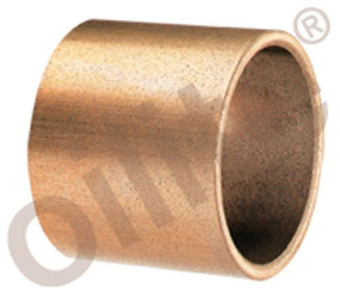 Oilite AAM0407-08 - Plain Sleeve Bushing - 4 mm ID, 7 mm OD, 8 mm Length, Oil-Impregnated Bronze, Pack of 15
