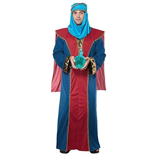 Balthasar Wise Man Costume - S/M ()