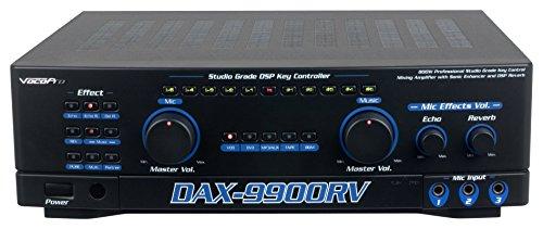 VOCOPRO DJ Mixer (DAX-9900RV)