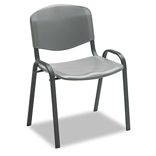 SAF4185CH - Safco Contour Stack Chairs (Connector Stack Chair)