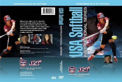 Asa Usa Softball Dvd Fundamentals Of Hitting Softball Tutor