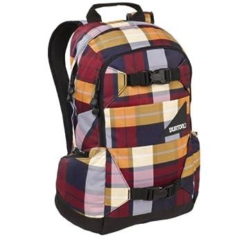 9c30ca2675a20 Burton DAY HIKER Gelb-Rot Rucksack Laptoprucksack 15 Zoll Schulrucksack 20  L  Amazon.de  Bekleidung