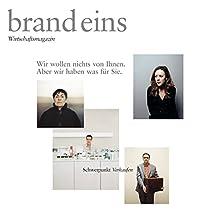 brand eins audio: Verkaufen Hörbuch von Wolf Lotter, Jens Bergmann, Ralf Grötker Gesprochen von: Anna Doubek, Gerhart Hinze