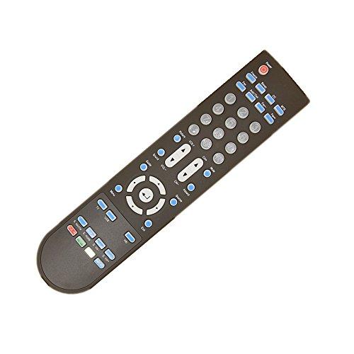 Rlsales General Replacement Remote Control Fit for SCEPTRE 142021270010C X240BC-FHD E245BD-FMQR E248BD-FMQR Plasma LCD LED HDTV TV