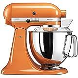 KitchenAid Küchenmaschine Artisan 4,8L Orange