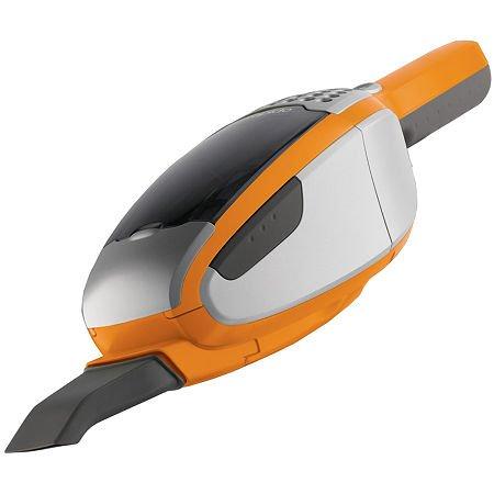 Electrolux - Ergorapido Bagless Cordless Hand/Stick Vac - Tangerine