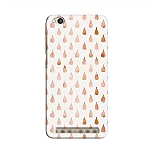 Cover It Up - Raindrops Pale Pink Pastel Redmi 5A Hard Case