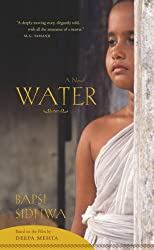 Water: A Novel (Bapsi Sidwha)