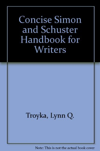 Concise Simon & Schuster Handbook