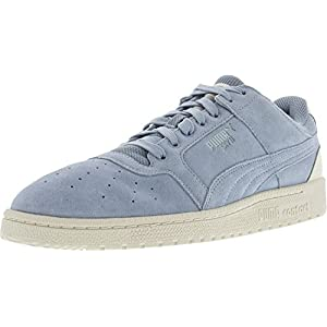 PUMA Men's Sky II Lo Basketball Shoe, Blue Fog, 11 M US