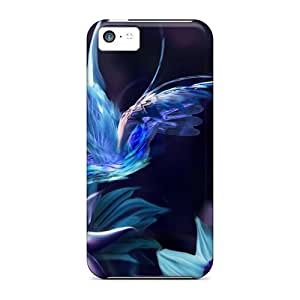 Mycase88 Fashion Protective Magical Bird Cases Covers For Iphone 5c