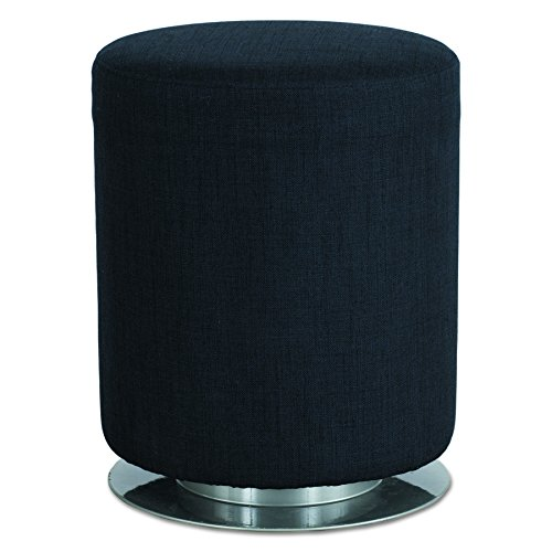 Safco Products 5050BL Swivel Keg Seating, Black