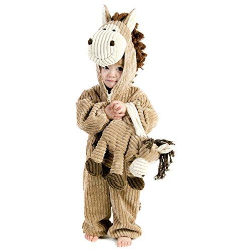 Corduroy Horse Baby Infant Costume - Baby 6-12
