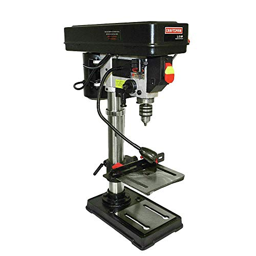 Craftsman 934983 10 in. Bench Drill Press with Guiding Laser