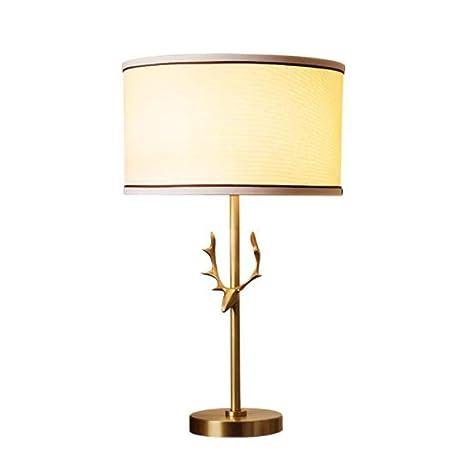 YHFX2Lámparas de escritorio Calienta la lámpara de mesa de ...