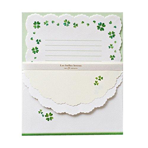 Create Gee Letter Set die-cut clover set CGL129-3