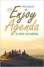 The Enjoy Agenda: At Home and Abroad [Idioma Inglés]: Amazon ...